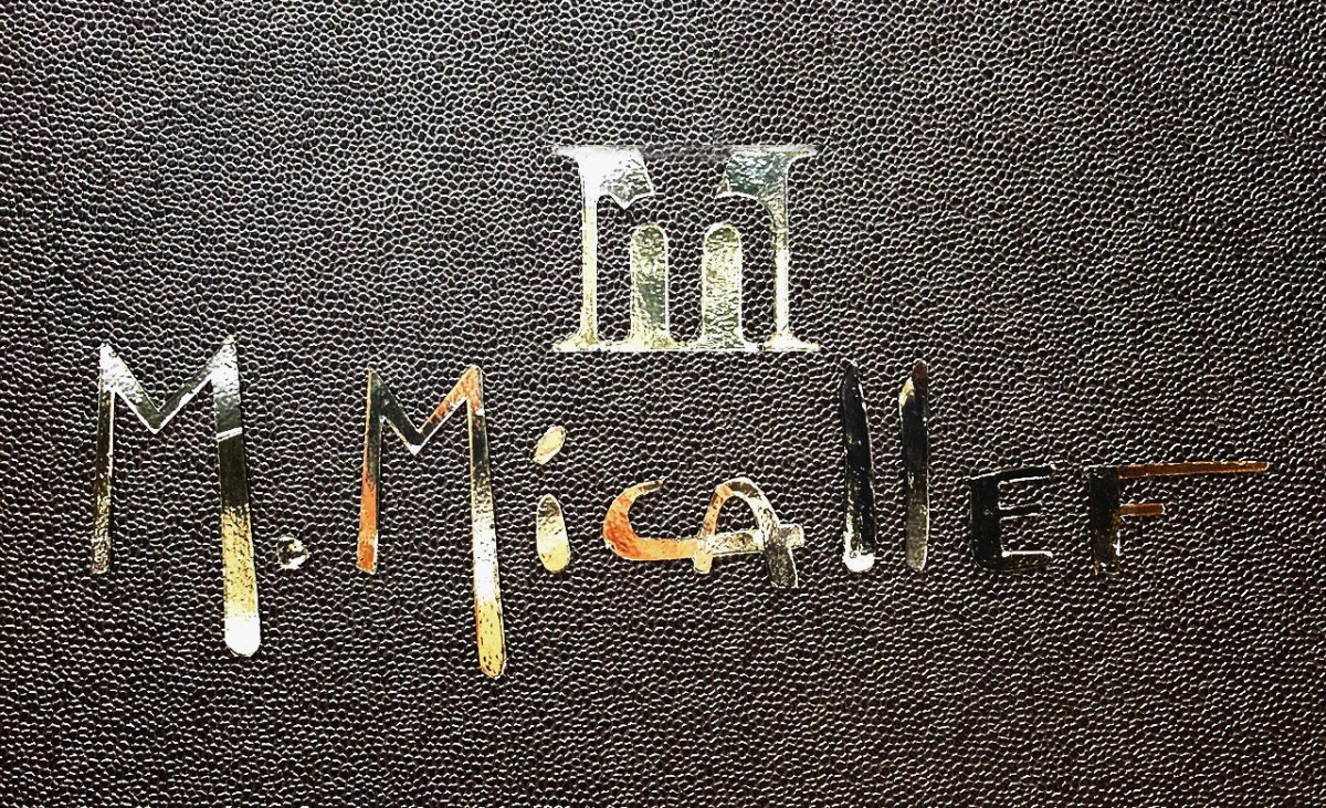 Of Love, Art & Perfume... With M. Micallef