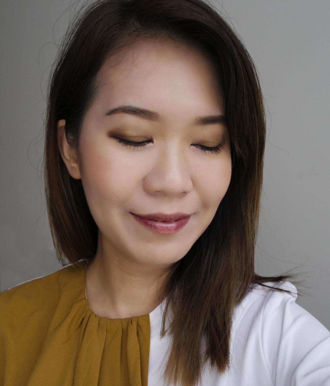 Chanel Coco Code makeup look