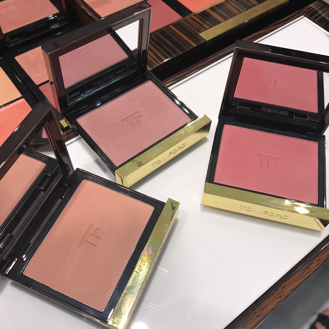 Tom Ford Cheek Color for Spring 2017