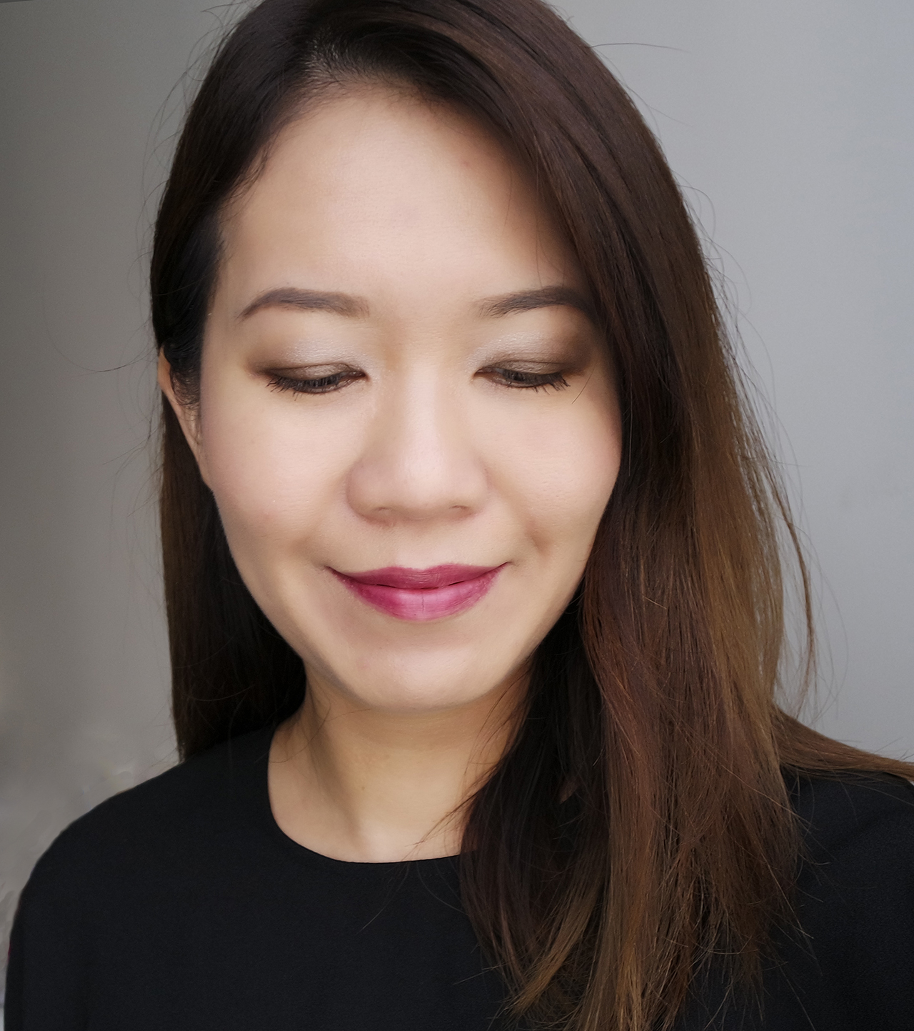Benefit They're Real! Sexy Smoking' & Juicy Berry makeup look