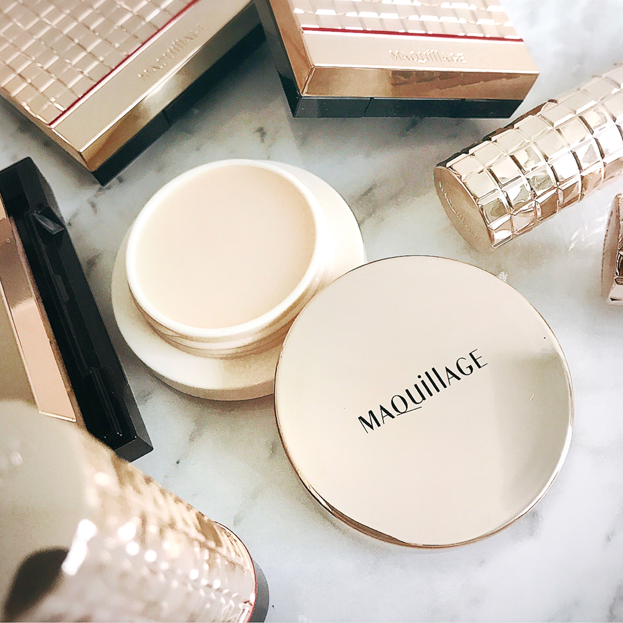 Shiseido Maquillage Flat Change Base
