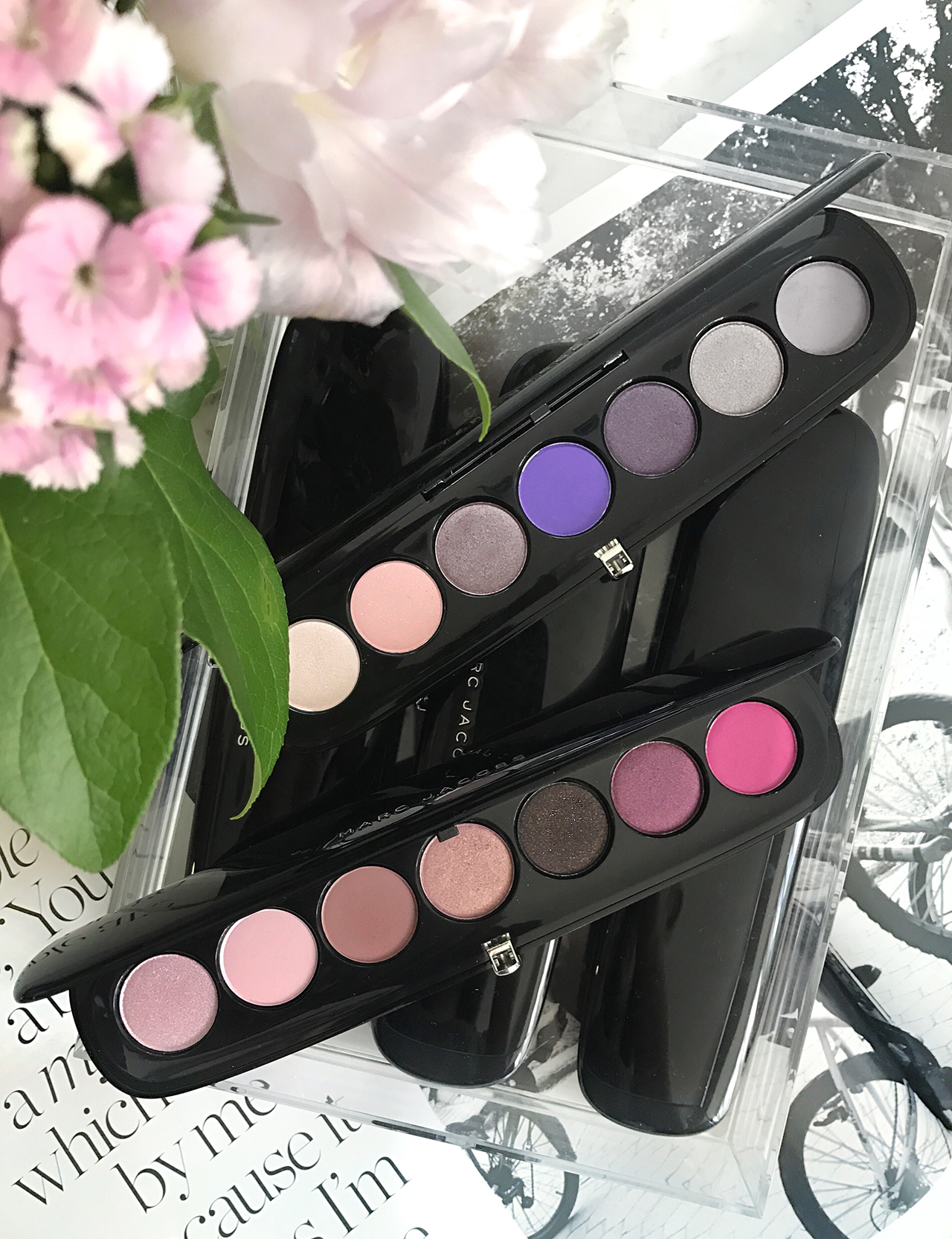 Marc Jacobs Beauty Eye-conic Palettes Provocouture & Frivoluxe