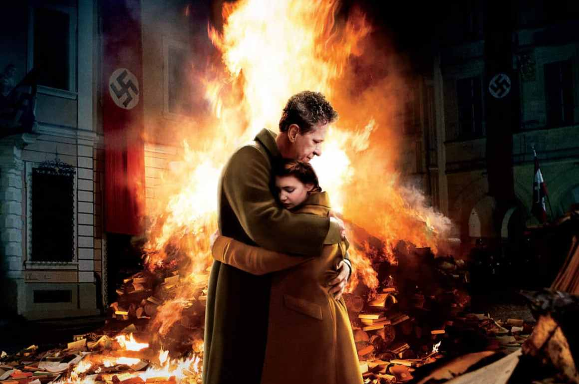 the book thief review Review: the book thief is the kind of literate,  more or less carrying the entire film on her shoulders as the young, book-loving liesel,.
