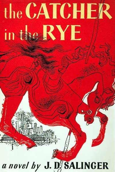 the catcher in the rye literary