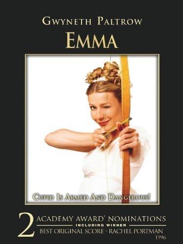 Emma DVD 1996