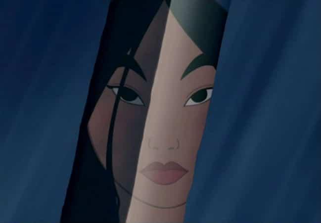 Mulan; fairy tales