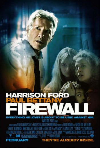 firewall poster; interview with Joe Forte