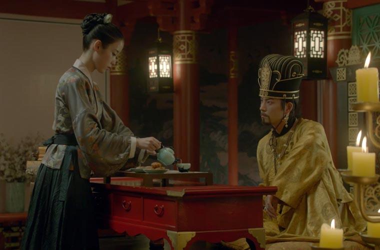 hae-soo-tea-3rd-prince-Scarlet Heart Ryeo Episode 14 & 15 Recap