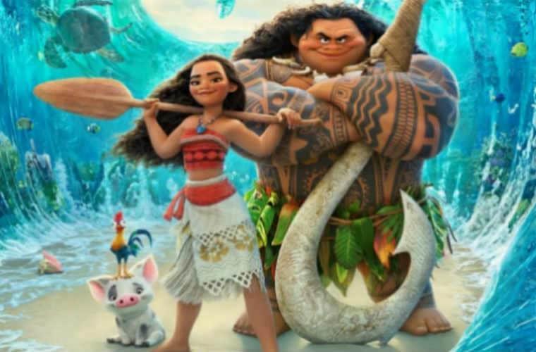 Moana Poster Photo: Disney