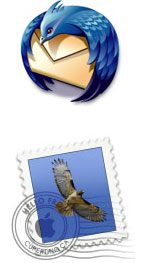 Thunderbird and Mail.app icons