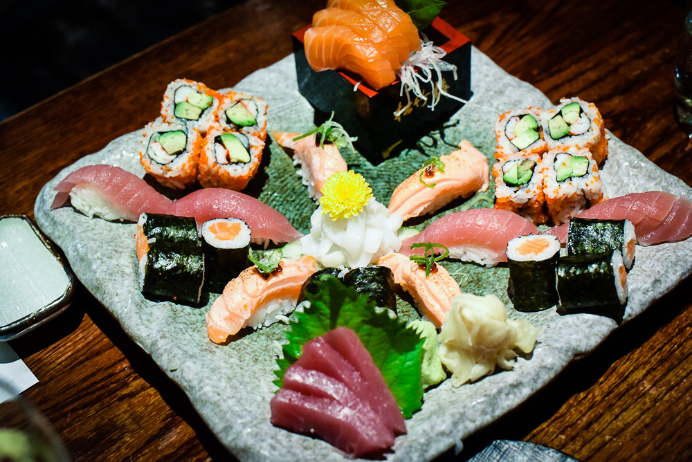 Perfect Pairings with Laurent-Perrier Champagne and Sushi at Koi Restaurant