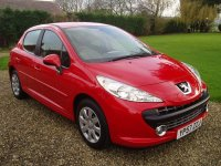 Second Hand Peugeot 207 1.4 M play 5dr for sale in ...