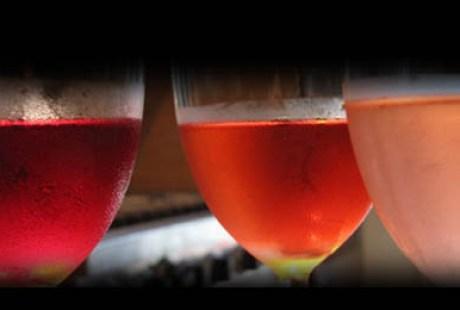 Os benefícios do vinho rosé