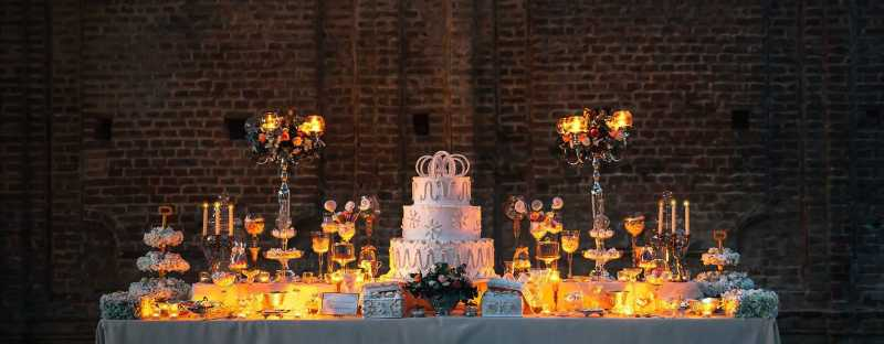 Wedding Cake per matrimonio a Torino