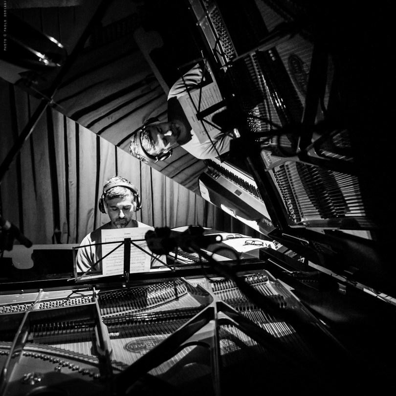 Gianluca Di Ienno - Entropya Perugia - recording session by Paolo Soriani
