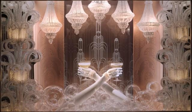 Tiffany & Co. Gatsby Windows