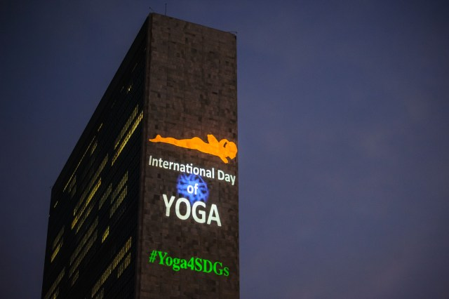 United Nations – International Day Of Yoga