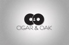 Elaborazione Logo Cigar&Oak