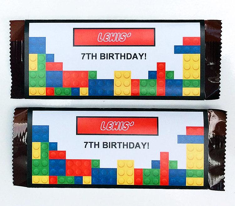 Lego Birthday Party Printables Lego Invitations