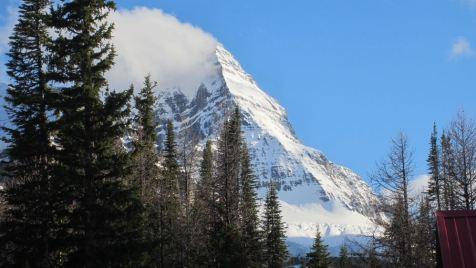 Besteigung Simon Gietl Mount Assiniboine