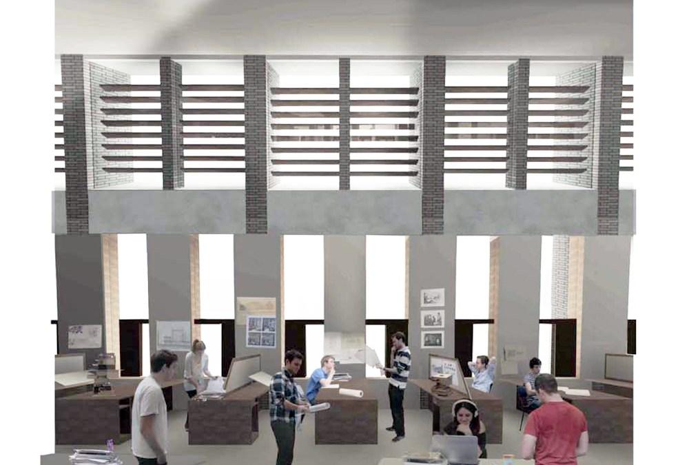 Arch School 3D