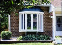 Bow window curb appeal | Simonton Windows & Doors