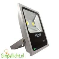LED BOUWLAMP 100 WATT - Simpellicht