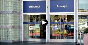 Beautiful and Average Doors