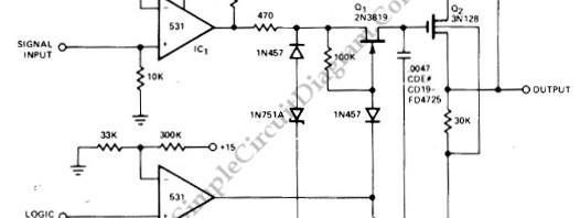 basic crowbar circuit