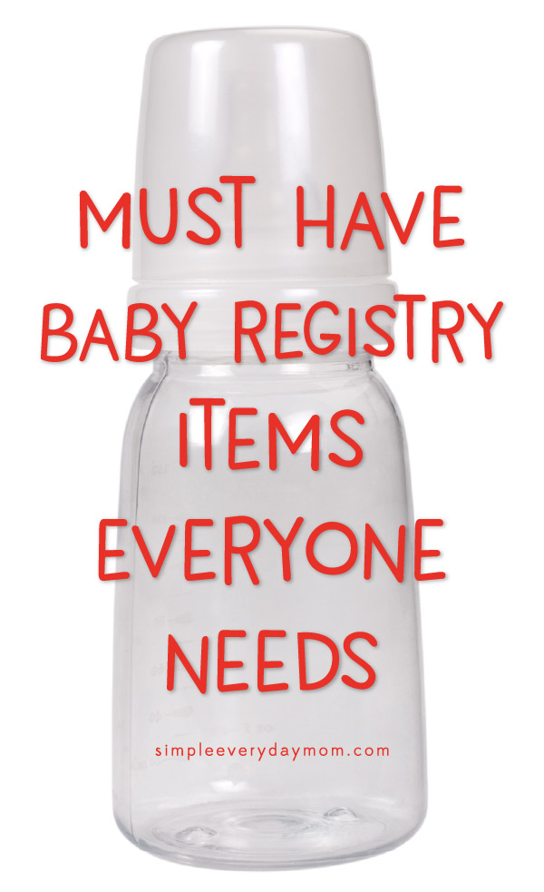The Top 25 Baby Registry Must Haves (February 2018) - baby registry checklist