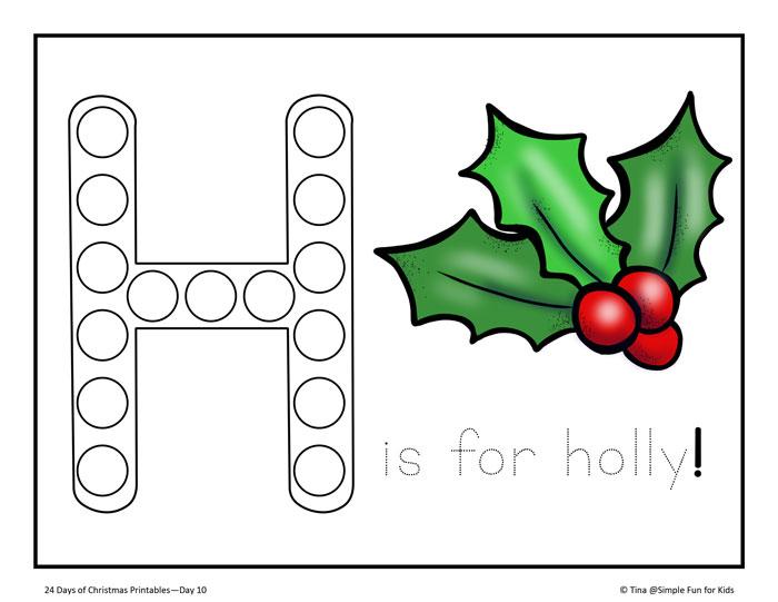 Free Printable Calendar Advent Free Printable Advent Calendar With Loads Of Fun Christmas Countdown Day 10 Letter To Santa Printable