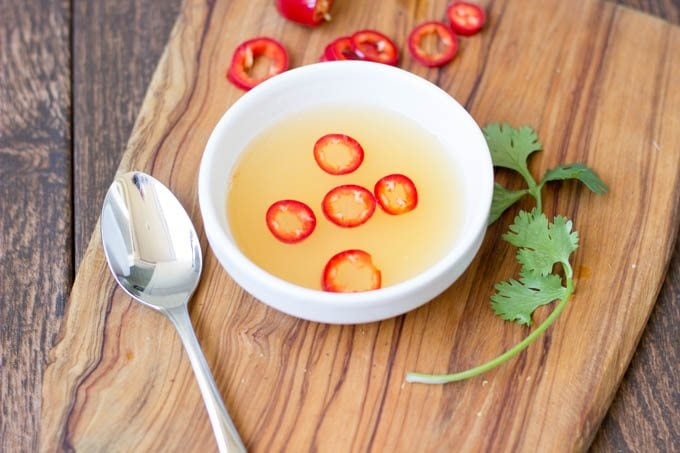 vietnamese salad dressing
