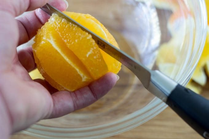 how to segment an orange 2 - simplehealthykitchen.com
