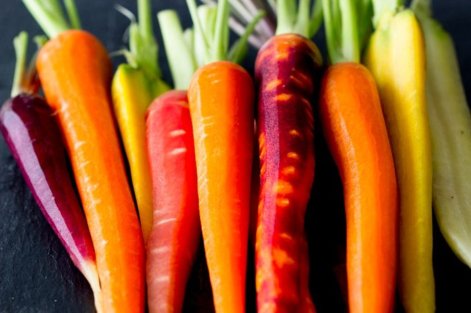 honey roasted carrots peeled -simplehealthykitchen.com (1 of 1)