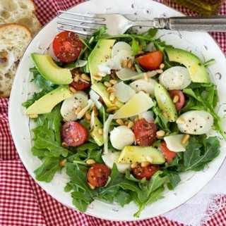 Italian Salad (aka Insalata del Garga)