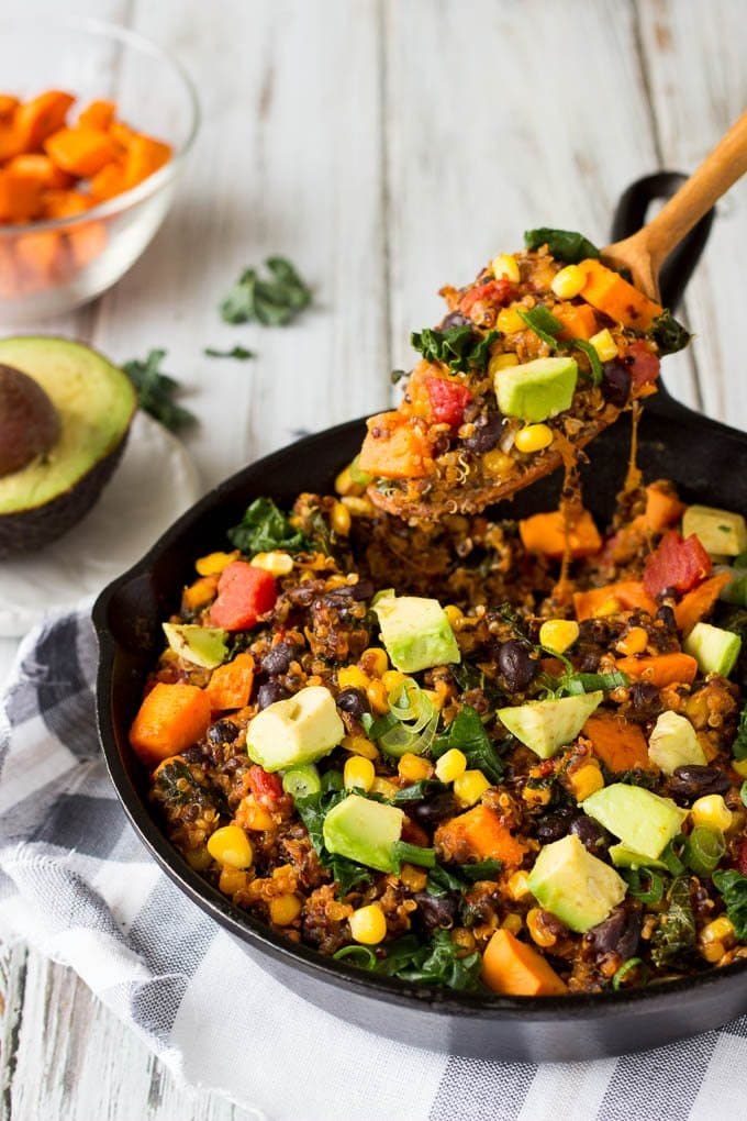 black_bean_enchilada_quinoa -one-pot 7