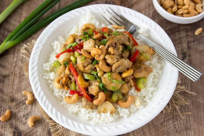 easy-asian-cashew-chicken featured