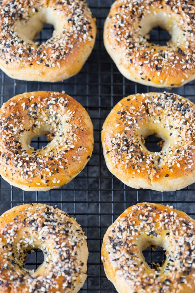 Paleo Everything bagels 2