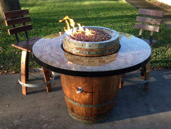Transform Your Backyard This Fall With An Amazing Wine