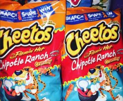 Rousing Cheetos Releases New Hot Flavor Most Chipotle Ranch Cheetos Nutrition Facts Chipotle Ranch Cheetos Review