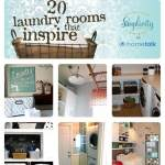20 inspiring laundry rooms