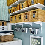 Laundry Room Reveal {small Home/ BIG Ideas}