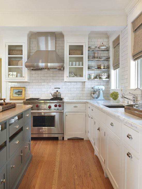 8 Ideas for Creating a Timeless Dream Kitchen on a Budget - timeless kitchen design