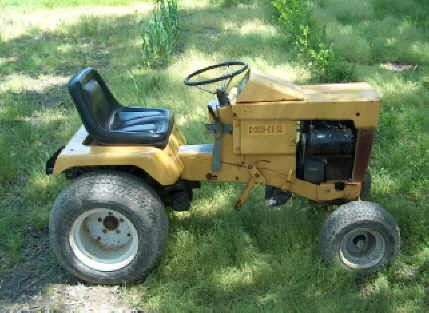 B210 Allis Chalmers Garden Tractor Wiring Diagram Simplicity 7114