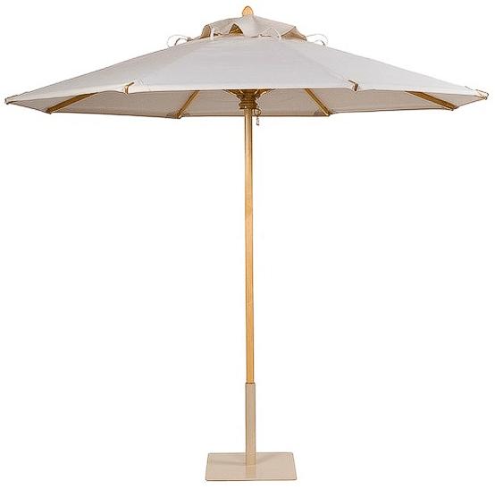 Friday find outdoor umbrellas by santa barbara designs simplified