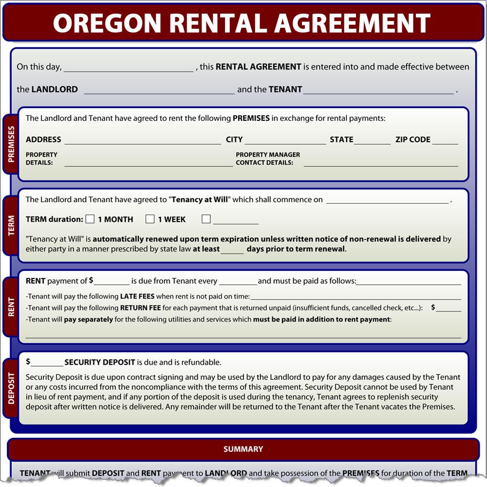Rental Agreement Form Nevada Free – Free Rental Agreement Form