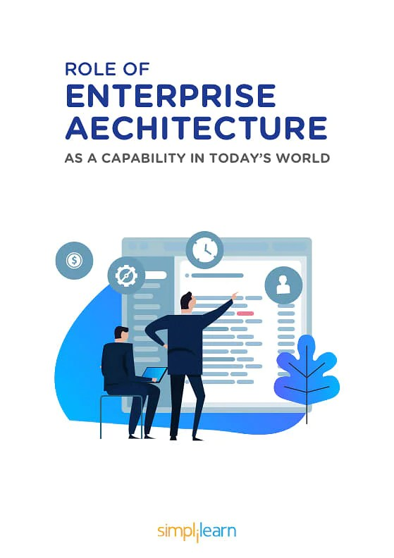 TOGAF Whitepaper - Role of Enterprise Architecture as a capability - White Paper Pdf