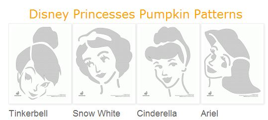 140 FREE Halloween Pumpkin Carving Stencils! Simplistically Living - disney pumpkin templates