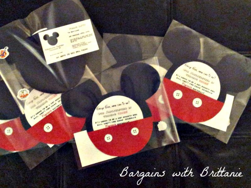 DIY Mickey Mouse Clubhouse Party Invitations Free Editable Invitation - unique mickey mouse invitations