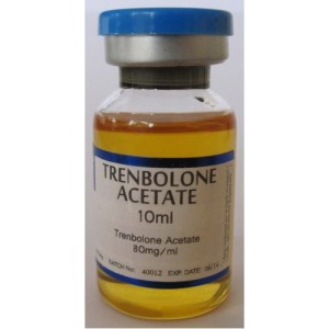 tren acetate on its own